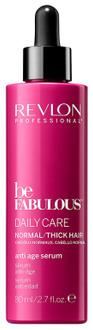 Фото Сироватка для волосся з ефектом омолодження Revlon Professional Be Fabulous Anti Age Serum