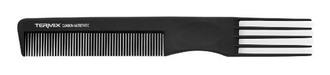 Фото Гребінець для стрижки зі спицями Termix Carbon Comb PE-CB862P