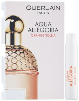 Фото Пробник Guerlain Aqua Allegoria Orange Soleia