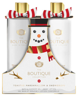 Фото Набір Grace Cole Boutique Toasted Marshmallows & Snowdrops Body Care Duo