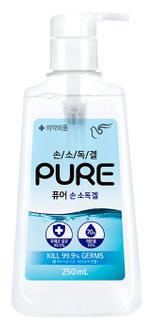Фото Санітайзер для рук Pigeon Korea Pure Hand Sanitizer