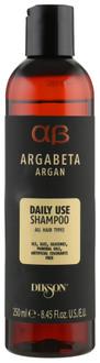 Фото Аргановий шампунь для всіх типів волосся Dikson Argabeta Argan Shampoo Daily Use