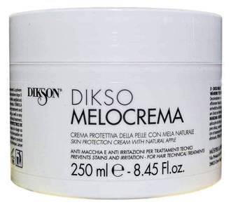 Фото Крем для захисту шкіри під час фарбування Dikson Melocrema