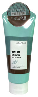 Фото Маска для волосся Welcos Around Me Argan Keratin Hair Treatment