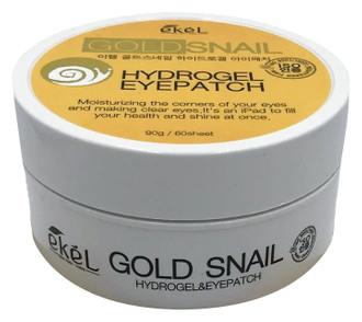 Фото Гідрогелеві патчі під очі Ekel Gold Snail Hydrogel Eye Patch