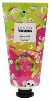 Фото Детокс-маска для обличчя SelfieLab Young Detox Mask