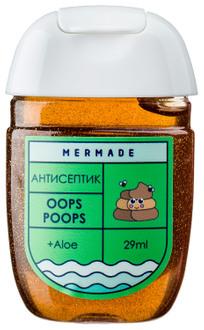Фото Антисептик для рук MERMADE Oops Poops