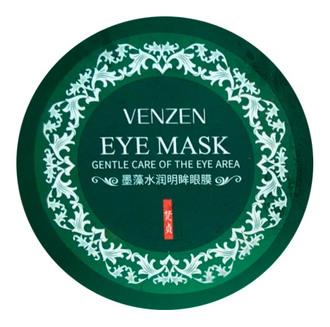 Фото Гідрогелеві патчі з водоростями Venzen Seaweed Hydrating Eye Mask