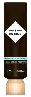 Фото Чорна маска для обличчя I Coloniali Mattifying & Pureness Pure Perfecting