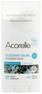 Фото Дезодорант-бальзам в стіку «Ялівець і м'ята» Acorelle Deodorant Balm