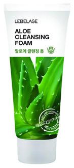 Фото Пінка для вмивання Lebelage Cleansing Foam Aloe