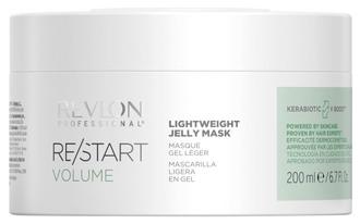 Фото Маска для об'єму волосся Revlon Professional Restart Volume Lightweight Jelly Mask