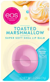 Фото Бальзам для губ EOS Toasted Marshmallow Smooth Sphere Super Soft Shea Lip Balm