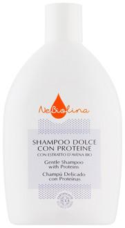 Фото Шампунь для волосся з протеїнами Nebiolina Gentle Shampoo with Proteins