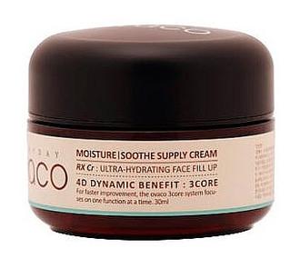 Фото Зволожувальний крем для обличчя Ovaco Moisture & Soothe Ultra Hydrating Face Fill Up Cream
