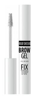Фото Фіксатор для брів BelorDesign Brow Clear Gel Fix Top