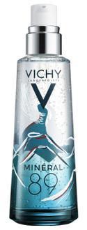 Фото Гель-бустер ежедневный для упругости и увлажнения кожи лица Vichy Mineral 89 Fortifying And Plumping Daily Booster