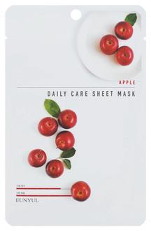 Фото Тканинна маска для обличчя Eunyul Daily Care Mask Sheet Apple