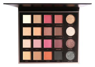 Фото Палетка тіней для повік на 20 відтінків Focallure Pro Matte & Electric Eyeshadow Palette
