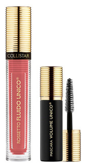 Фото Набір Collistar Unico Liquid Lipstic 03 + Volume Mascara