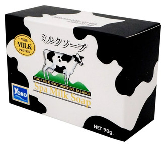 Фото Мило косметичне з протеїнами молока Yoko Spa Milk Soap