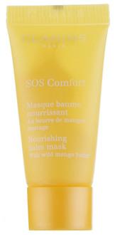 Фото Питательная маска с маслом манго Clarins SOS Comfort Nourishing Balm Mask