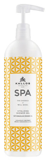 Фото Оживляющий гель для душа Kallos Cosmetics SPA Vitalizing Shower Gel