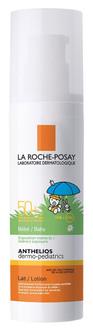 Фото Солнцезащитное молочко для чувствительной кожи младенцев La Roche-Posay Dermo-Pediatrics Baby Lotion SPF 50+