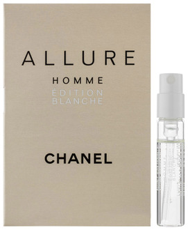 Фото Chanel Allure Homme Edition Blanche