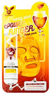 Фото Лифтинг-маска медовая Elizavecca Honey Deep Power Ringer Mask Pack