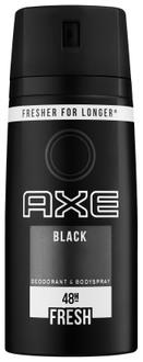 Фото Дезодорант-спрей для мужчин Axe Deodorant Bodyspray Black