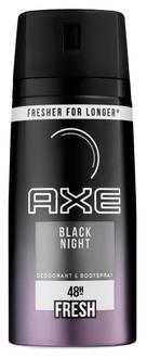 Фото Дезодорант-спрей для мужчин Axe Deodorant Bodyspray Black Night