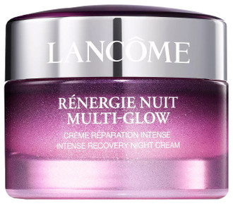 Фото Нічний антивіковий крем для обличчя Lancome Renergie Nuit Multi-Glow Cream