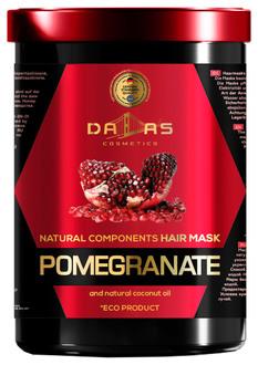 Фото Маска для волос с маслом гранатовых косточек и с кокосовым маслом Dallas Cosmetics