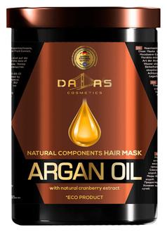 Фото Маска для волос с натуральным экстрактом клюквы и аргановым маслом Dalas Natural component
