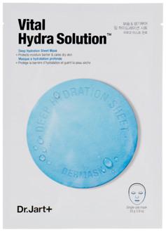 Фото Увлажняющая маска с гиалуроновой кислотой Dr. Jart+ Dermask Water Jet Vital Hydra Solution
