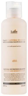 Фото Бессульфатный органический шампунь La'dor Triplex Natural Shampoo