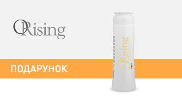 Очищающий шампунь с белой глиной от бренда Orising в подарок